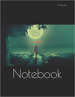Notebook: Moonlight Monk Tree Moon Boy por Wild Pages Press epub
