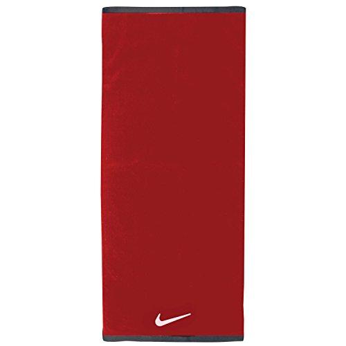 Nike Fundamental - Nike Fundamental Towel Red/black Medium