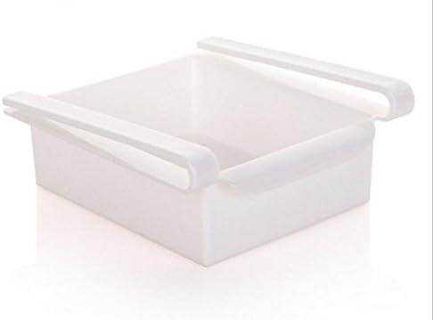 Mini nevera Rack de almacenamiento, juego de 2 nevera congelador ...