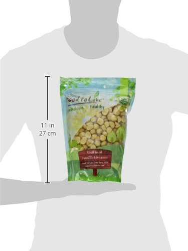 Food to Live Organic Macadamia Nuts (Raw) (2 Pounds) by Food to Live (Image #10)