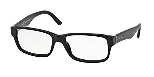 (Prada Men's PR 16MV Eyeglasses 55mm)