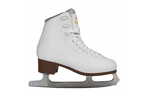 Graf Bolero Junior Figure Skates UK 3 / EU 36 by (Graf Figure Skates)
