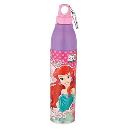 Kieana Water bottle for Kids, children, Cartoon animated Frozen printed designer Bottles sippers specially designed for school going boys and girls and sport persons, return gift, birthday gifts online