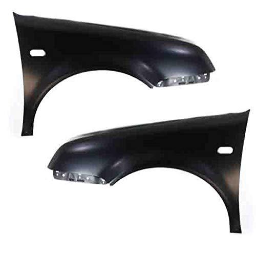 (Koolzap For 99-05 VW Jetta Gen-4 Front Fender Quarter Panel Left Right Side SET PAIR)