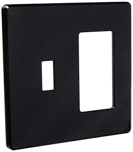 (Lutron FG-2-TD-BL Electrical Distribution Wall Plate)