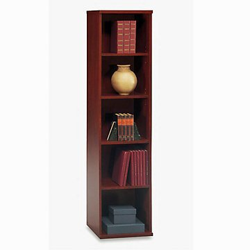2-Drawer Moblie File (Mahogany)