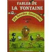 Fables de La Fontaine en bandes dessinées (French Edition)