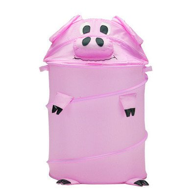 Pig Hamper Round by Innovative Home Creations