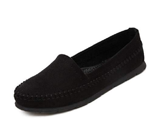 Qiusa 39 couleur Noir Eu Taille Beige Chaussures Zf6qww