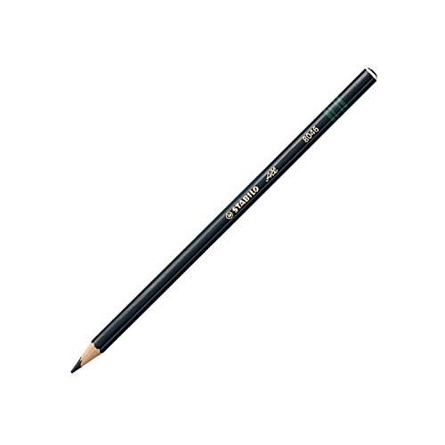Stabilo-All Pencil 8046 Black 12 Pack by STABILO