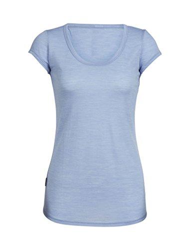 Icebreaker Merino Women's Cool-Lite Spheria Short Sleeve Scoop T-Shirt