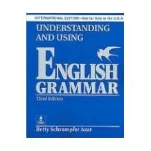 Understanding and Using English Grammar Without Answer Key (Blue), International Version, Azar Series