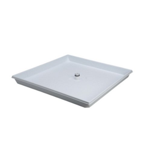 IPS 83205 Plastic Washing Machine Drain Pan to Protect fr...