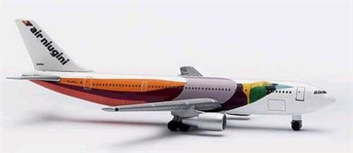 Herpa 512152 Air Niugini Airbus Airbus A300B4 1:500 Scale Diecast Retired 2004