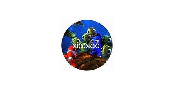 Amazon.com: Jammas Handmade 10mm~30mm Colorful Picture Nemo ...