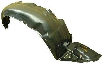 Fender For 2009-2010 Pontiac Vibe Front Driver Side Primed Steel