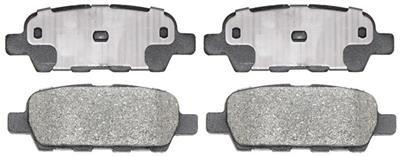 RM Brakes SGD905C Service Grade Ceramic Brake Pad