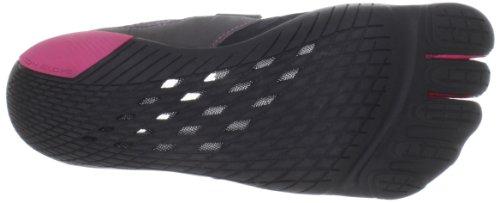 Body Glove Womens 3t Scarpa Acqua A Piedi Nudi Nero / Rosa
