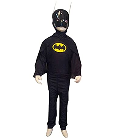 Buy Batman fancy Dress Costume for Kids Online at Low Prices in ...