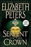 The Serpent on the Crown, Elizabeth Peters, 0060759488