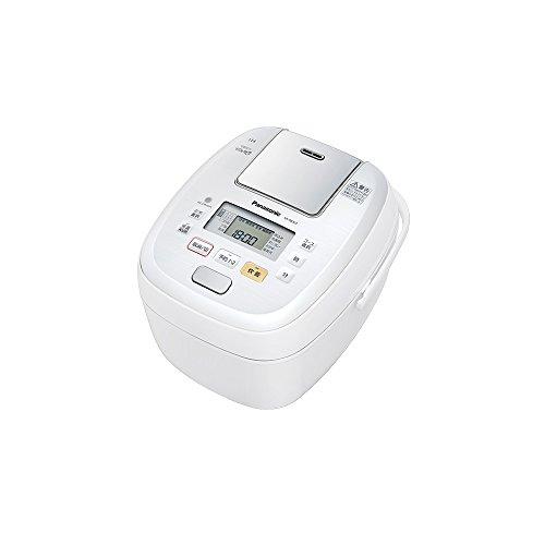 Panasonic 5.5 Go rice cooker pressure IH-type dance cook white SR-PB107-W by PANASONIC