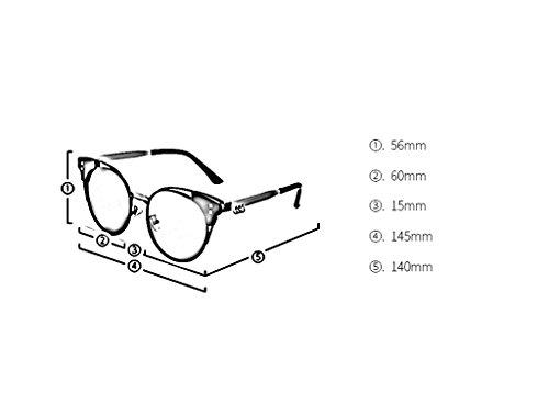 sol Color Que X666 de A Personalidad Gafas Gafas conducen sol C polarizadas conducción Gafas de 7FqPw5g