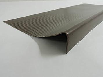 Vinyl Stair Treads (Brown) 24u0026quot; (W) X 9u0026quot; (D