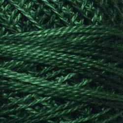 (Valdani Perle Cotton Size 8 Embroidery Thread, 72 Yard Ball - o39 Forest Greens (variegate))