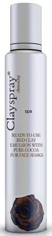 Clayspray Claytherapy- Red Clay, 6.7 fl. oz. Purederm Strawberry Skin Softening Yogurt Mask, 5 count