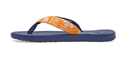 Flop Orange Flip Women's Palm SoftScience The Waterfall wqpYgfX
