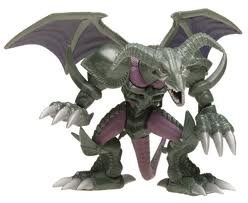 Bandai Yugioh Black Skull Dragon Model Kit Figure - Dragon Figure Model Kit