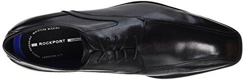 Rockport Global Road Bike Toe, Scarpe Stringate Uomo Nero (Black)