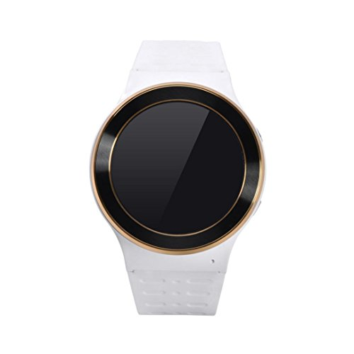 RTYou New S99 GSM 3G Quad Core Android 5.1 Smart Watch GPS WiFi Bluetooth 8GB (White 2) by RTYou