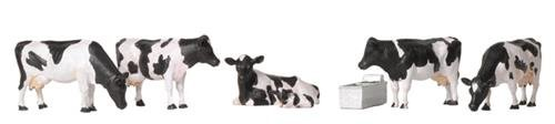 Bachmann Europe 36-081 Cows OO Scale Model Figures Train