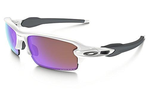 Oakley Flak Jacket 2.0 Sunglasses Polished White / Prizm ...