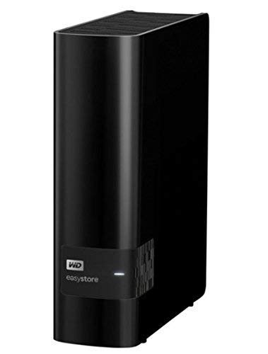 Western Digital SH2000GB5YR WD Easystore 10TB External USB 3.0 Hard Drive Bundle with 32GB Easystore USB Flash Drive, Black by Western Digital (Image #4)