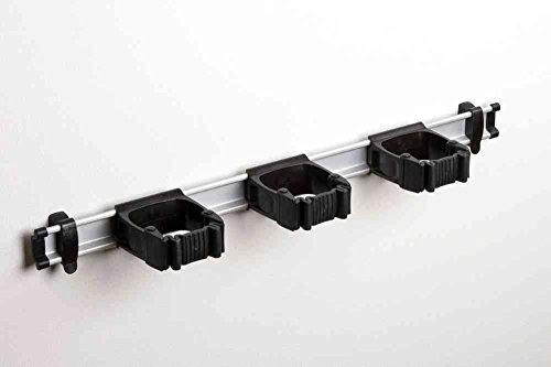 Toolflex One P-01 Aluminum Rail 54cm (21 inch) with 3 Mounted Tool Holders 5-3-1