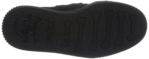 T Unisex Trainers Adults Black u V8366 k rfRqWrUT