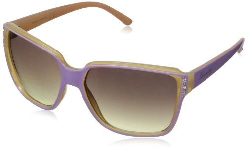 union-bay-womens-u225-rectangular-sunglassespink-lavendar60-mm