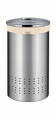 Amazon.com: Brabantia – Cesto Bins, Metal, Stainless, 50 ...