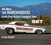 We Were the Ramchargers: Inside Drag Racing's Legendary Team (Premiere Series Books)