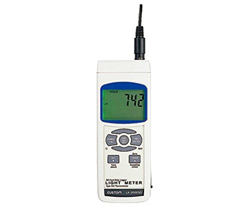 カスタム1-3245-01データロガー照度計LX-2000SD B07BD3CYCM