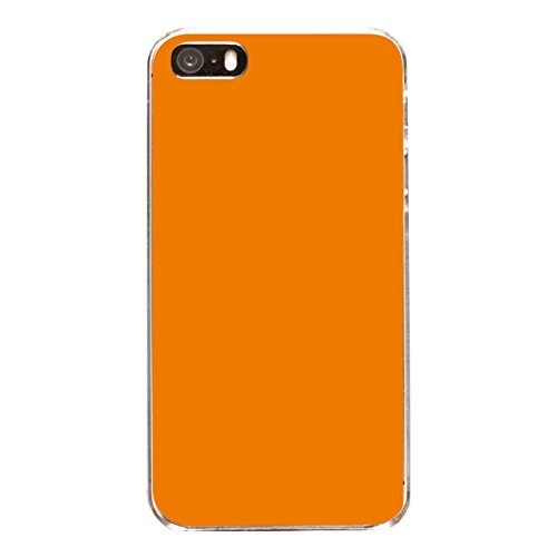 "Disagu Design Case Coque pour Apple iPhone 5 Housse etui coque pochette ""Orange"""