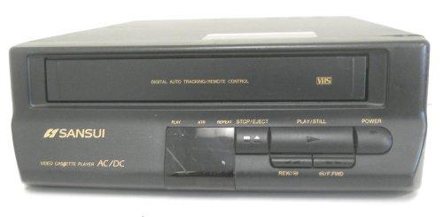 Sansui VCP1500 Video Cassette Recorder Player VCR Digital Au