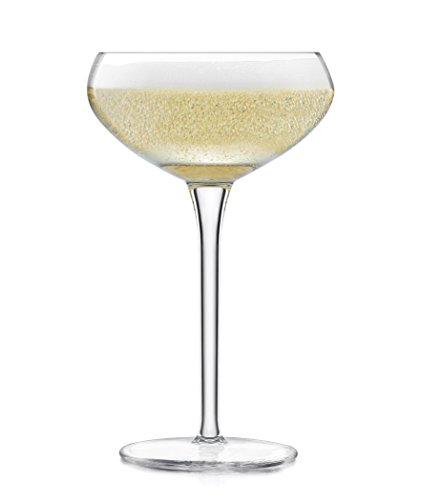 Libbey Signature Kentfield Coupe Cocktail Glasses, Set of 4