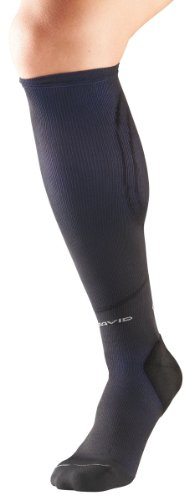 - McDavid 8832 10K Runner Socks, Black