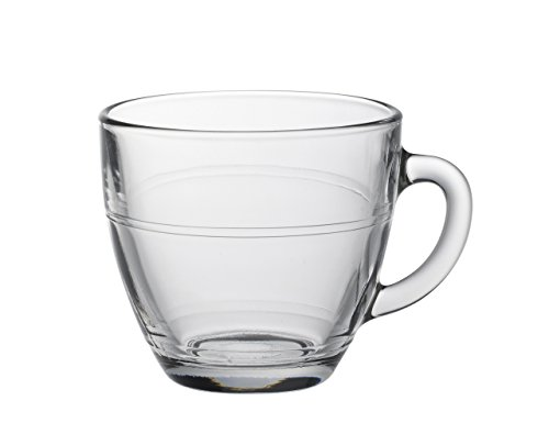 Duralex Set of 6 Gigogne 7.75-Oz. Cups, Clear