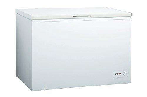 Comfee GT 300 A+++ Gefriertruhe / 85 cm Höhe / 142 kWh/Jahr / 300 Liter Gefrierteil / Großer Stauraum / weiß