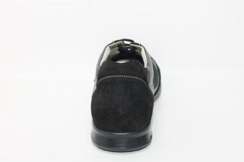 Nero Laminato Camoscio Laminato Sneaker Antracite Nero Camoscio Sneaker PB1nqxZw6