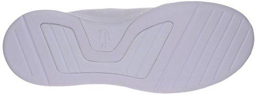Lacoste Femmes Lt Spirit 2.0 317 1 Sneaker Blanc / Vert